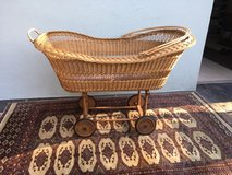beautiful antique baby basket from France in Ramstein, Germany