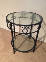 Pier One end table in Bolling AFB, DC