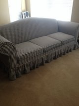 Large couch and matching chair in Chicago, Illinois