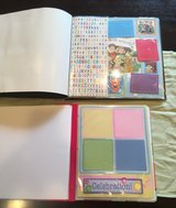 Two 12x12 complete scrapbook albums in Bartlett, Illinois