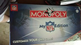 Harley Davidson Motorcycle, NFL Monopoly in Todd County, Kentucky