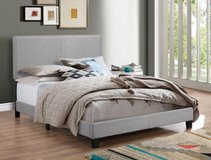 New Queen bed includes Mattress and Box spring in Wilmington, North Carolina