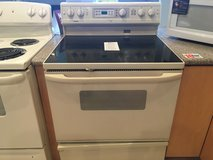 Kenmore Bisque Smooth Top Range - USED in Fort Lewis, Washington