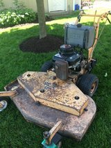 "48"" Scag mower with a 12.5 HP motor -AS IS in Naperville, Illinois"