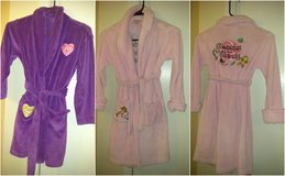 Girl's Bath Robes (Reduced) in Alvin, Texas