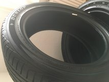 4 new Dunlop M + S Tires 255/45R18 in Baumholder, GE