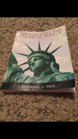The Struggle for Democracy (10th Edition) in Pleasant View, Tennessee