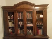 Early 20th-Century Antique Hutch in DeKalb, Illinois