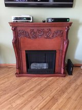 Decorative Fireplace in Chicago, Illinois