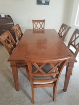 dining room table w/8 chairs in Davis-Monthan AFB, Arizona