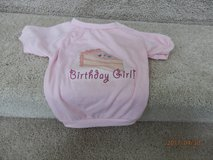 B-Day Girl T-Shirt in Shorewood, Illinois