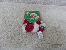 Holiday Bell Dog Collar in Naperville, Illinois