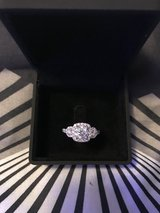 Engagement ring 14k White gold for Sale or trade for motorcycle or small car. in Stuttgart, GE