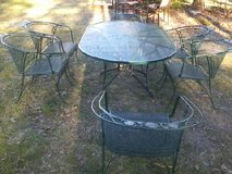 2 Wrought Iron Patio Sets BUNDLE DEAL in Camp Lejeune, North Carolina