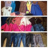 Small women's clothing lot in Fort Polk, Louisiana
