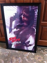 Sin City 2 Movie poster 27x39 (framed) in San Diego, California
