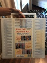 NEW Slimline storage box in Leesville, Louisiana