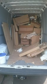 FRIDAY JUNK REMOVAL TRASH HAULING FMO DELIVERY in Ramstein, Germany