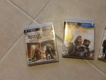Select PS3 video games in 29 Palms, California