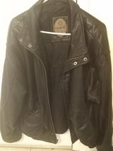 L members only leather jacket mint condition in Wilmington, North Carolina