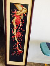 Okinawan, Japan Stuff... 5ft x 2ft from an auction in Okinawa, Japan in 29 Palms, California