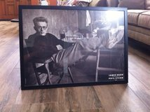 James Dean poster by Photographer Phil Stern- framed 28x20 in San Diego, California