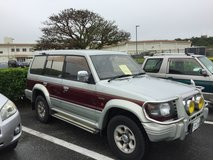 1995 Mitsubishi Pajero in Silverdale, Washington