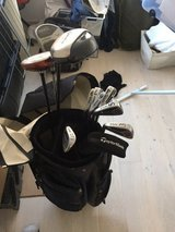 Golf Clubs and Bag for Sale! in Stuttgart, GE