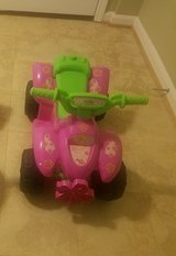 Riding toy in Fort Knox, Kentucky