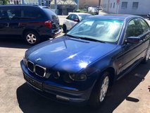 BMW 316ti- MODEL 2004- BRAND NEW INSPECTION in Hohenfels, Germany
