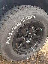 XD wheel and tire combo for new body colorado/canyon truck. in Fort Polk, Louisiana