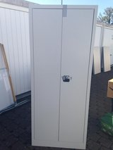 Tall cabinet with shelves - Have 2 available in Ramstein, Germany