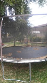 14ft trampoline in Vacaville, California