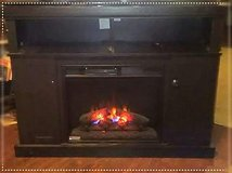 Electric fireplace in Fort Knox, Kentucky