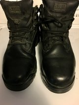Men's size 10.5 Steel Toe Boots in Camp Lejeune, North Carolina
