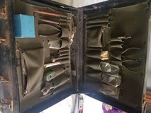 1950s bell systems linemans case with tools in DeKalb, Illinois