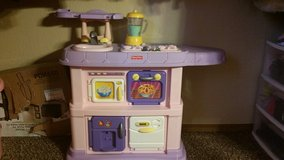 Play kitchen in Fort Carson, Colorado