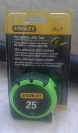 BUILDER'S MEASURING TAPE-New In Package in Fort Campbell, Kentucky