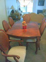 Dining Room Set - 6 Chairs in Aiken, South Carolina