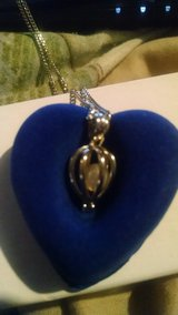 Silver pearl necklace in Watertown, New York