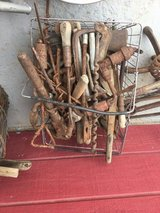 Antique Tools in 29 Palms, California