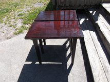 TABLES     WOOD    HANDCRAFTED in Cherry Point, North Carolina