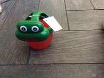 NWT frog sprinkling can in Batavia, Illinois
