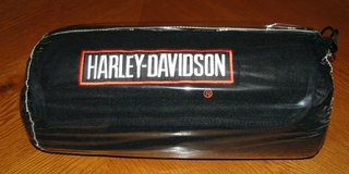 Harley Davidson Motorcycle Blanket Roll 60 X 60 - Brand New in Spring, Texas