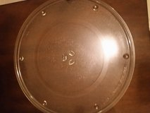 "Large microwave plate 15"" wide in Fort Bragg, North Carolina"