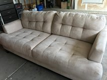 Beige Couch in Naperville, Illinois