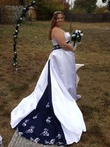 Wedding dress in Lawton, Oklahoma