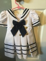 Sailor Dress in Camp Lejeune, North Carolina