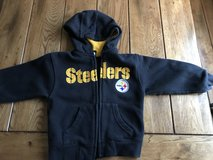 Steelers sweater /team apparel size 4t in Roseville, California