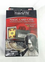 CRISS ANGEL MIND FREAK MAGIC CARD CASE in Columbus, Georgia